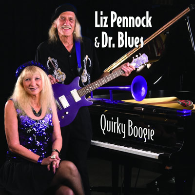 Quirky Boogie - Liz Pennock & Dr. Blues