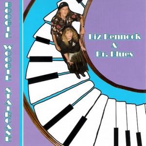 Boogie Woogie Staircase - Liz Pennock & Dr. Blues