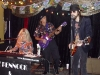 Liz & Doc jamming with CHRIS SIMMONS (guitarist for LEON RUSSELL BAND) at Bandito's Southside, Huntsville, Alabama (2012)