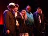 2016 STOMP FINAL BOW (Bob Seeley, Luca Sestak, Liz, Daryl Davis, Doc)