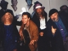 "With ""BIG DICK MAGEE"" and ROCK BOTTOM on our 1993 ""Dick, Doc, Rock, Pennock"" tour"