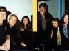 BACKSTAGE AT SKIPPER\'S (Tampa, FL) - October, 2001