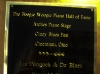 Boogie Woogie Piano Hall of Fame award