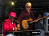 PINETOP PERKINS with BOB MARGOLIN at Skipper's Smokehouse show (Tampa, FL)