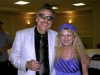 RICK ESTRIN & LIZ PENNOCK at Cincy Blues Festival (Cincinnati, OH)