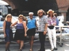 1997 QUEEN CITY BLUES FESTIVAL,Liz, Andra Faye & Gaye of SAFFIRE, Bob Margolin, Doc