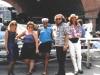 1997 QUEEN CITY BLUES FESTIVAL,Liz, Andra Faye & Gaye of SAFFIRE, Bob Margolin, Doc