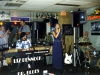 J.J. (trumpet), DOC (piano), MIKE DELANEY (sax), LIZ (trombone), GIBBIE (drums) at J.J.\'s