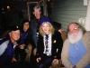 At the PENINSULA (YANKEE BILL, DOC, JUDY RADA, LIZ, TERRY GREGORY)