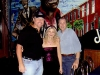 JACK BAILEY & LES GRUSECK with LIZ at SLIPPERY NOODLE (Indianapolis)