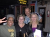 At BERT\'S BAR (Matlacha, FL) with GAYE, ANDRA FAYE, & CHRIS of SAFFIRE