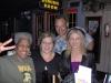 At BERT\'S BAR (Matlacha, FL) with GAYE, ANDRA FAYE, & CHRIS of SAFFIRE