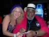 LIZ with BIG JOE DUSKIN at CINCY BLUES FESTIVAL (Cincinnati, OH)