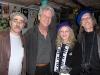 With ROY BOOK BINDER & JOHN HAMMOND at Skipper\'s Smokehouse (Tampa, FL)