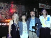 With ANDRE & LIL HOBUS (Brussels, Belgium) at Liz\'s 50th Birthday (Dave\'s Aqualounge)