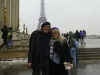 Liz & Doc in PARIS (Jan. 21, 2013)