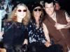 With Norwegian guitar legend VIDAR BUSK at Skipper's Smokehouse (Tampa, FL)