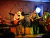 With SEAN CARNEY & his band at CANAL HOUSE (Tuscarawas, OH)- August, 2009