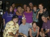 The gang at our SIXPENCE gig, Parkersburg, WV (August, 2012)