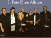 ST. PETE BLUES ALLSTARS (Denny McCarthy, Dr. Blues, Liz Pennock, Jon Puhl, Kim Harpo, Don Cox, Mike Delaney)