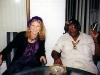LIZ with West Virginia bluesman NAT REESE