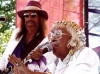 DOC and DIAMOND TEETH MARY, Performing at the 1996 Chicago Blues Festival